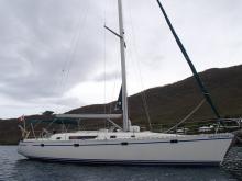 Dufour Gib' Sea 472 : Au mouillage en Martinique